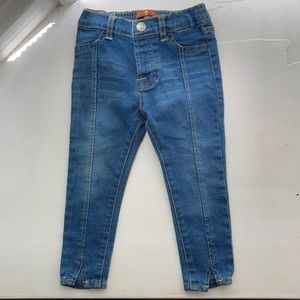 7 for All Mankind Toddler Jeans - 24 Months